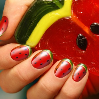 nail art, estate 2019, decorazioni unghie