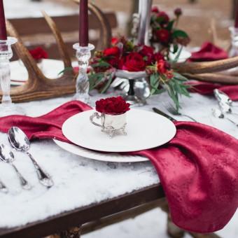 centrotavola natalizi eleganti, Natale, feste