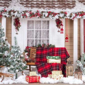 decorazioni natalizie esterno, luminarie, addobbi
