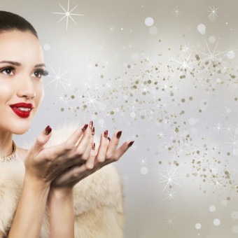 trucco Capodanno 2021, make-up San Silvestro, bellezza