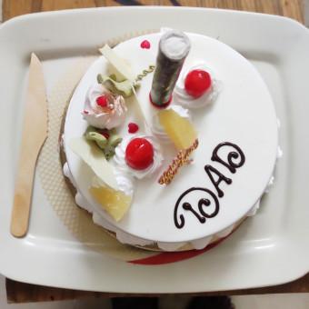 torta festa papà decorazioni, torta festa papà