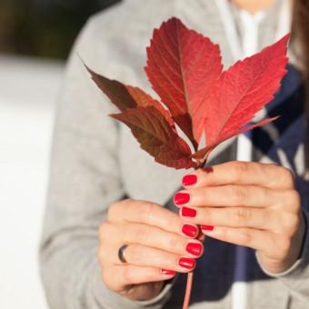 nail art, autunno 2021, decorazioni unghie