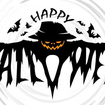 addobbi halloween da stampare, decorazioni halloween da stampare