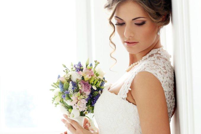 bouquet sposa preparativi