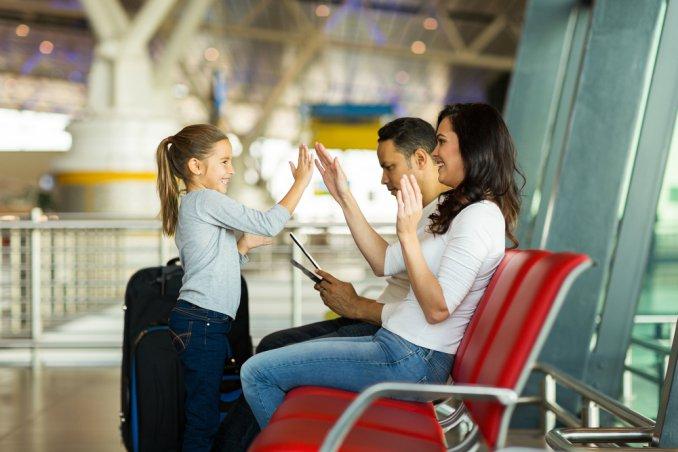 in viaggio con i bambini