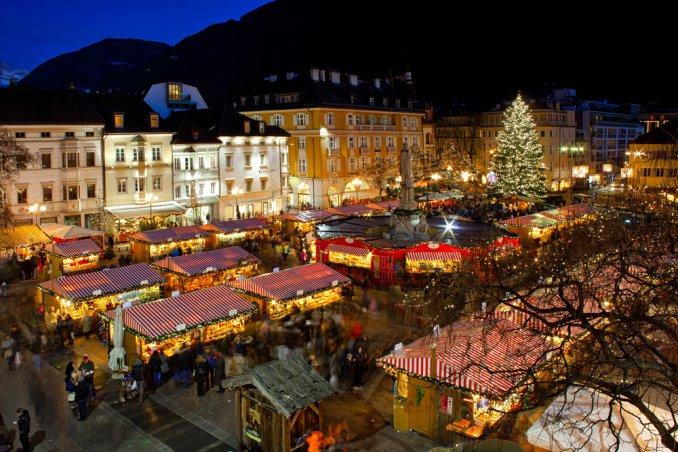 capodanno alto Adige cibo mercatini fuochi d'artificio neve sci
