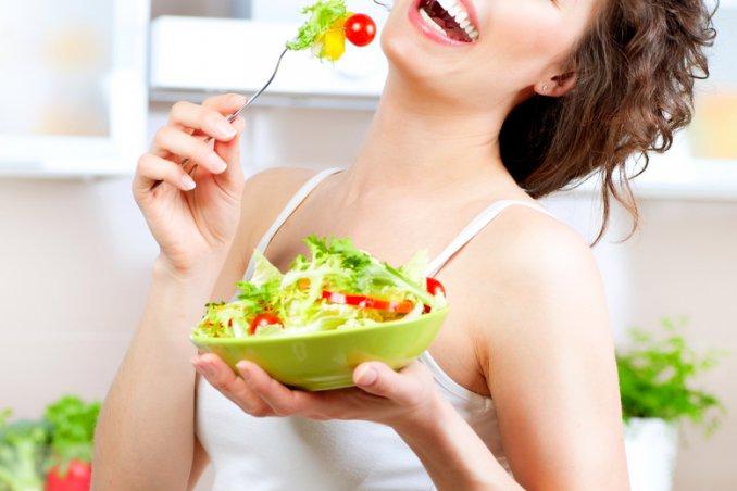 cibo dieta salute peso donna