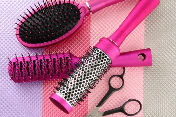 spazzole capelli pettini