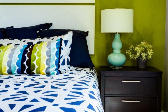 materasso pulito acari polvere camera da letto