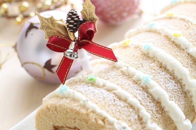 Ricetta Tronchetto Di Natale Al Cioccolato Bianco.Tronchetto Di Natale Al Cioccolato Bianco Donnad