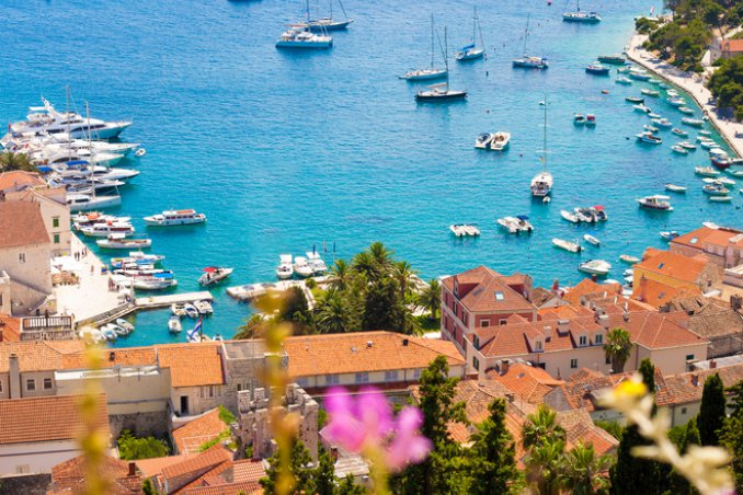 croazia dubrovnik spalato zagabria
