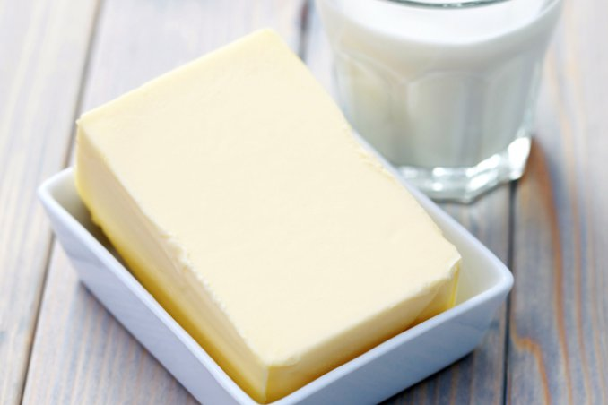 Latte E Burro.Latte Yogurt E Burro Per Pulire Donnad