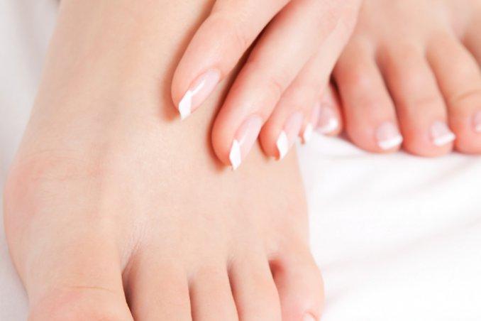 pedicure, bellezza, piedi, unghie, pediluvio