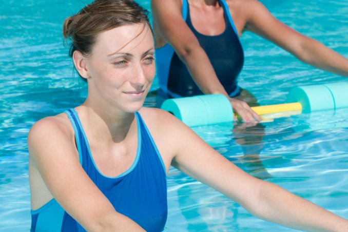 sport acquatici fitness salute divertimento