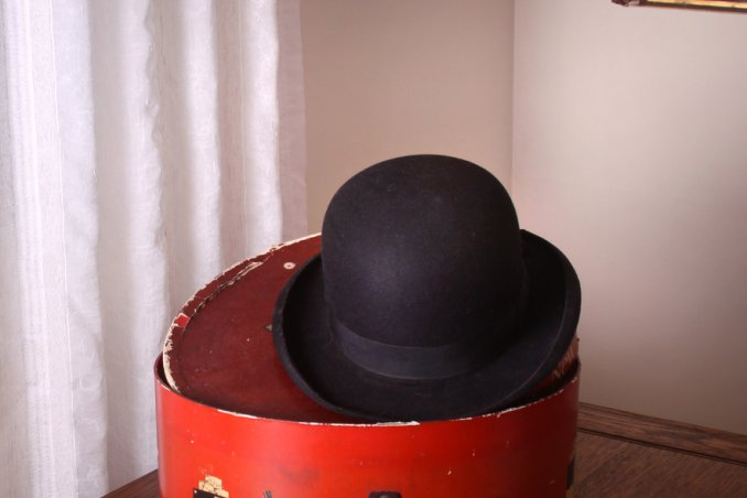 cappelliera, cappelliere, decoupage, hobby, fai da te