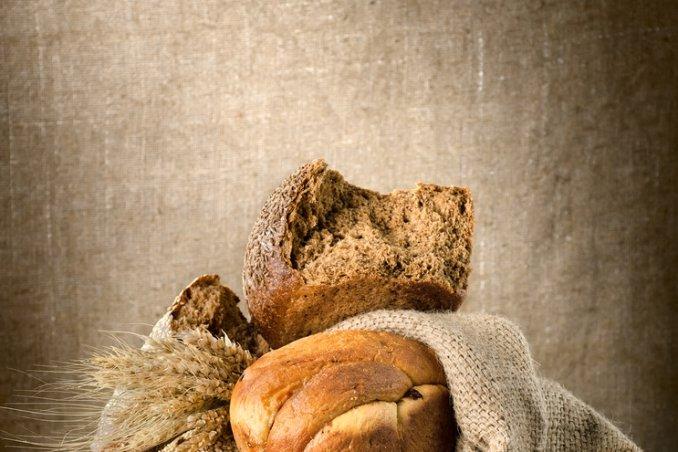 pane, panettiere, panino, pagnotta, cibo