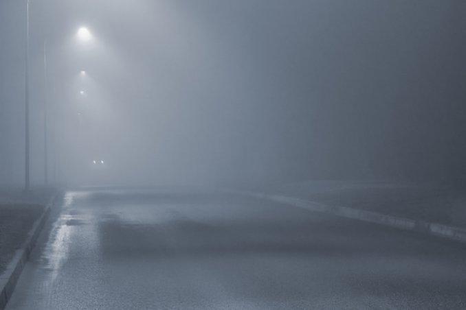 foschia, nuvole, oscurità, grigio, nebbioso