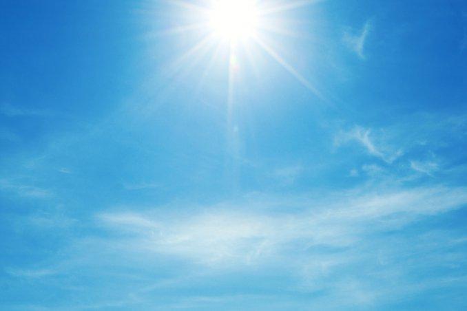 bagliore, alba, tramonto sole sogno