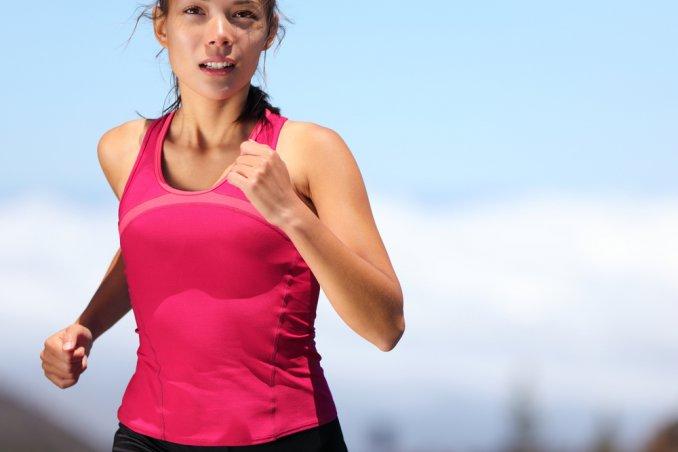 corsa runner dieta peso sudare
