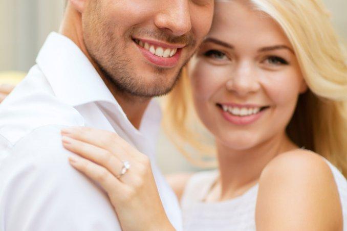 fidanzamento coppia annuncio
