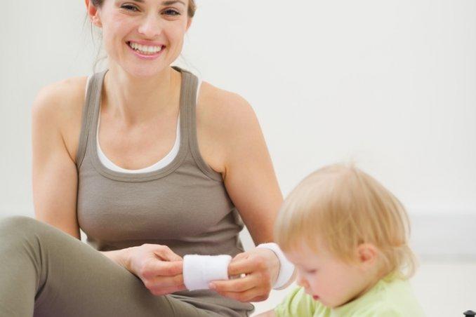 benessere mamma neomamma incinta