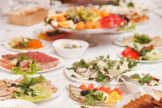 Decorazioni Buffet Fai Da Te : Il buffet donnad