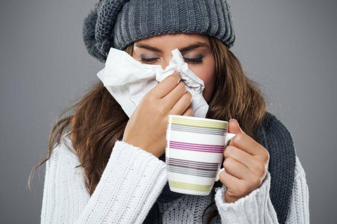 raffreddore influenza rimedi piante salute