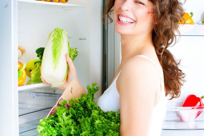 frigo dieta salute alimenti spesa