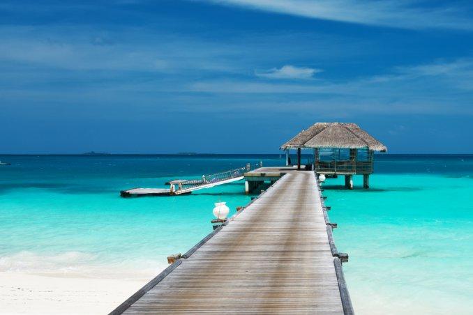 Maldive Villaggio coppia viaggi