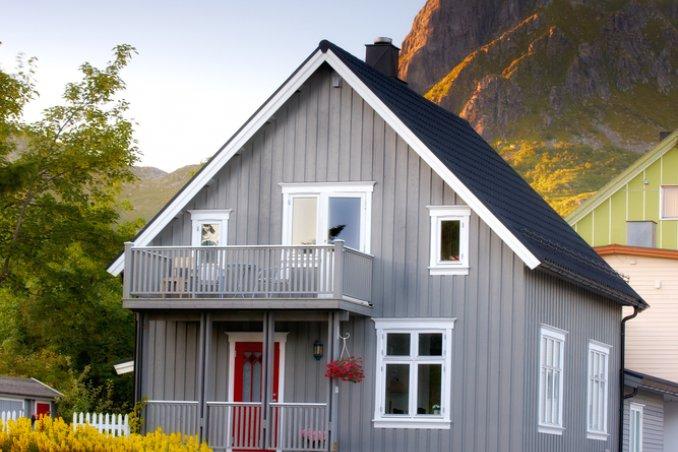 casa ecologica arredo