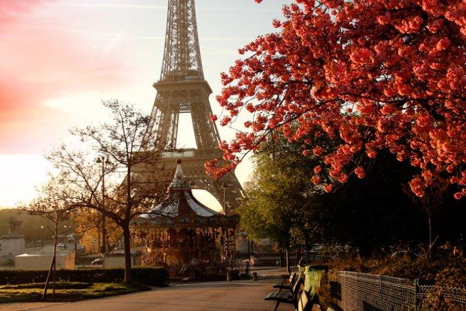 Parigi Francia Viaggi torre Eiffel