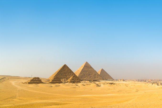 Egitto piramidi viaggi Tutankhamen Cheope