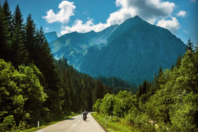 viaggi moto itinerari