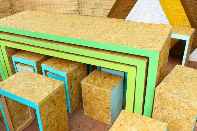 Arredamento Con Materiale Riciclato : Arredamento trash donnad