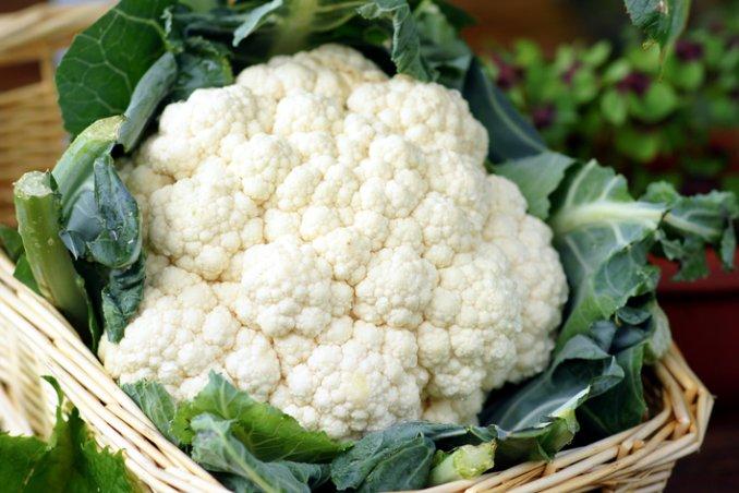 cavolfiore inverno ortaggio verdura