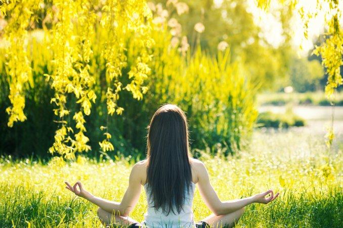 meditazione benessere cura stress