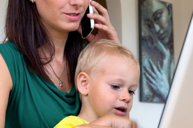 mamme, tecnologia, geek, app, smartphone, web