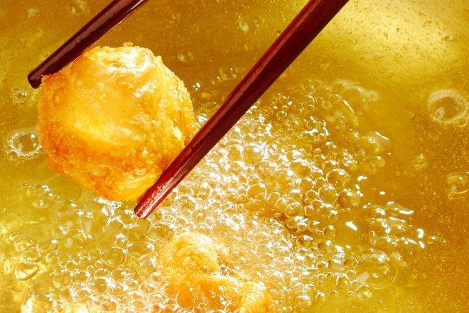 frittura rischi cucina tecnica olio
