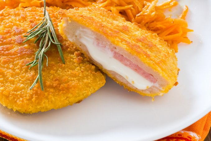 cordon bleu cotoletta ripiena ricetta cucina
