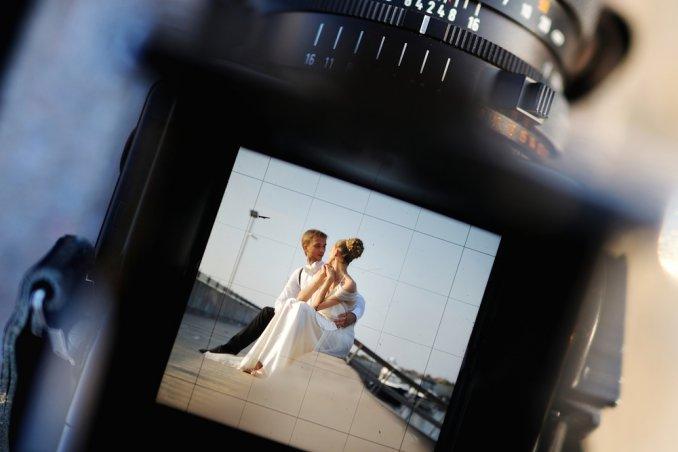 Servizio fotografico originale per il tuo matrimonio