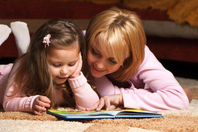 Leggere con i propri bambini 5 titoli consigliati