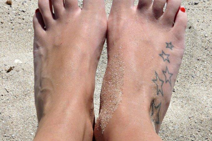 Le cose da sapere prima di farti un tatuaggio sul piede
