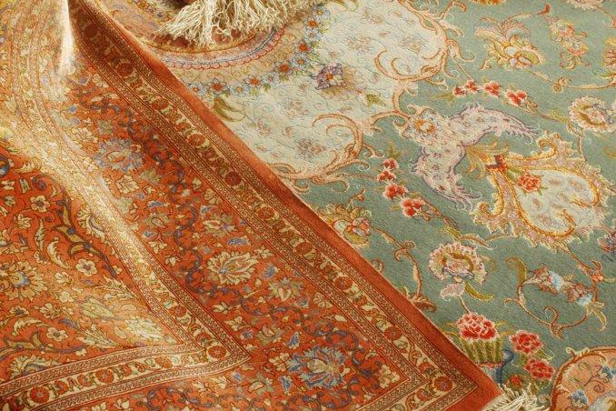 Come Pulire Tappeti : Come pulire i tappeti persiani donnad