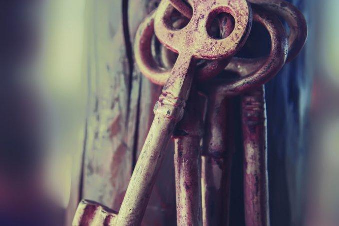 sognare una chiave significato