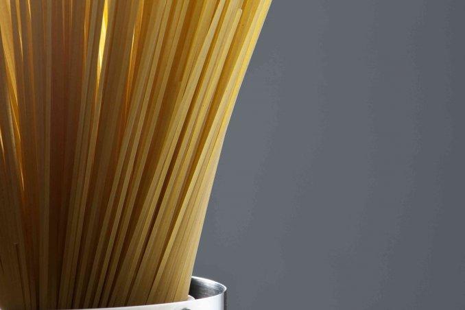 cuocere la pasta in pentola a pressione
