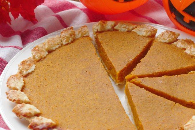 halloween pumpkin pie torta zucca