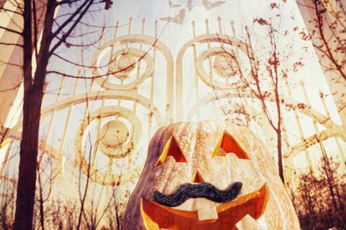 Halloween parco divertimenti party