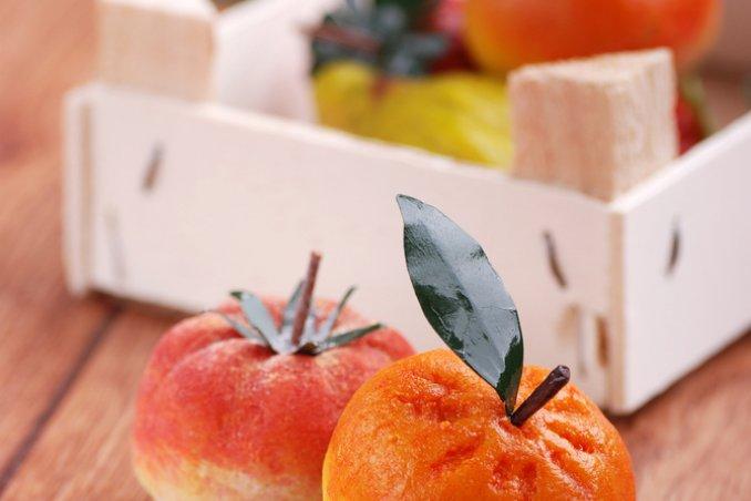 frutta martorana marzapane pasta di mandorle