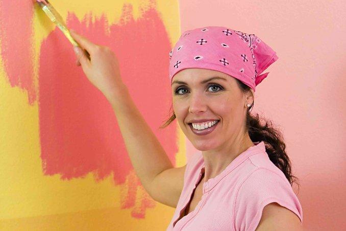 Come pitturare la camera da letto donnad - Pitturare la camera da letto ...