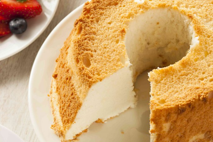 Come fare l'Angel Food Cake